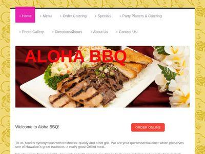 ALOHA BBQ