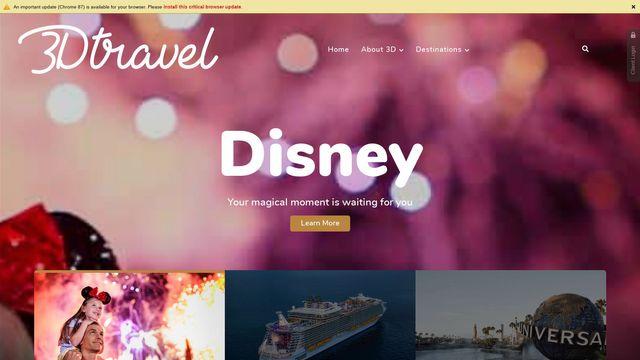 3D Travel Company