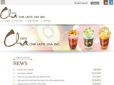 Cha latte USA Inc.