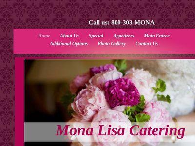 Mona Lisa Catering
