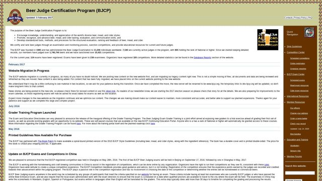 BJCP, Inc.