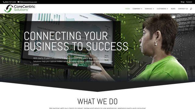 CoreCentric Solutions, Inc.