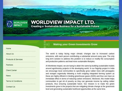 Worldview Impact Ltd.