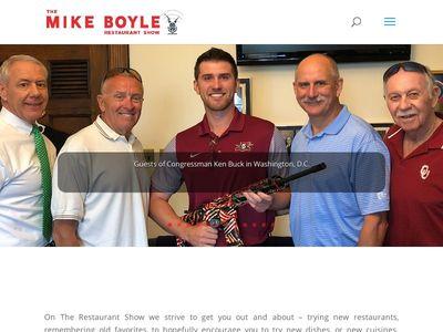 The Mike Boyle Restaurant Show