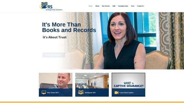 Strategic Risk Solutions, Inc.