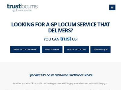 Trust Locums
