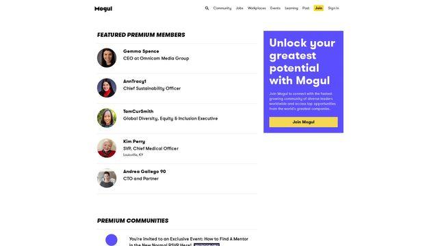MOGUL Inc.