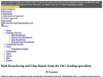 Mendabath UK Ltd