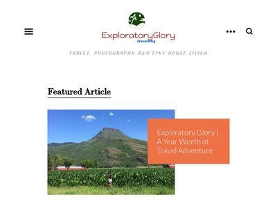 Exploratory Glory