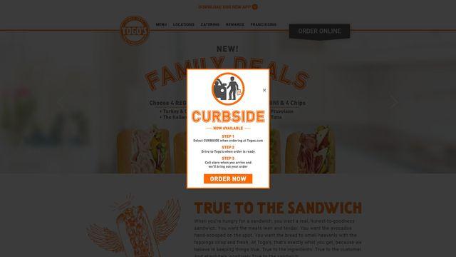 Togo's Franchised Eateries, LLC