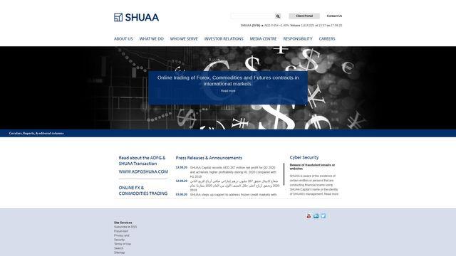 SHUAA Capital International Ltd.