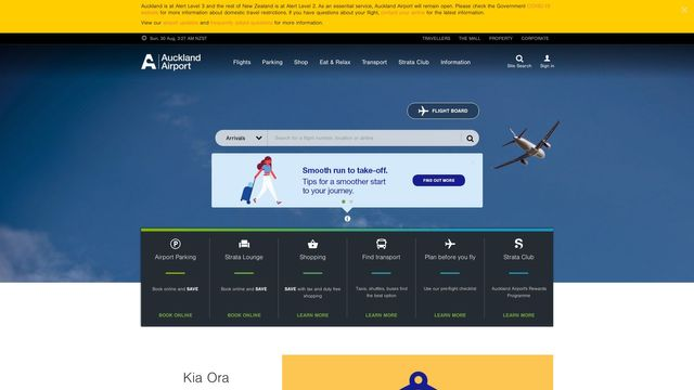 Auckland International Airport Limited