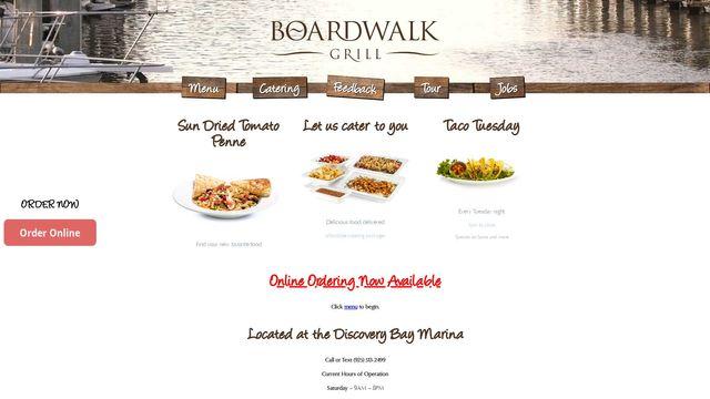 Boardwalk Grill