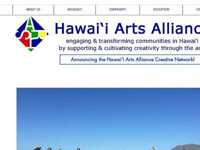 hawaiiartsalliance
