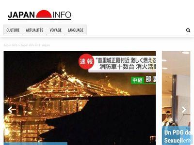 Japan Info, Inc.