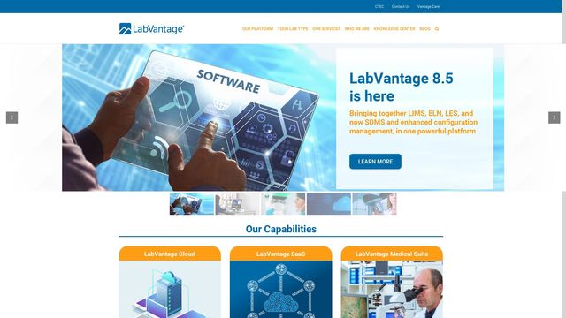 LabVantage Solutions Inc.