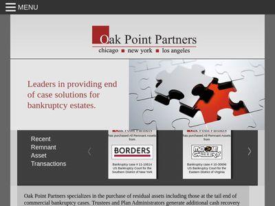 Oak Point Partners, LLC