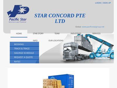Star Concord Pte Ltd