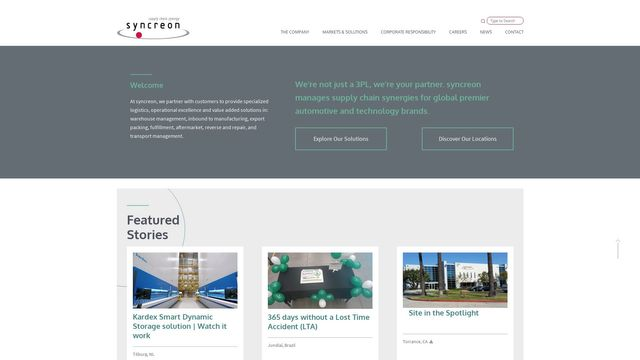 syncreon Logit Services GmbH