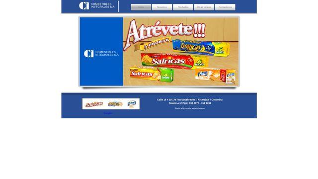 Comestibles Integrales S.A.S