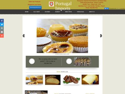 Portugal Imports