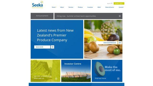 Seeka Limited.