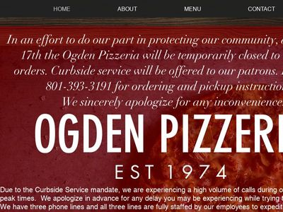 Ogden Pizzeria