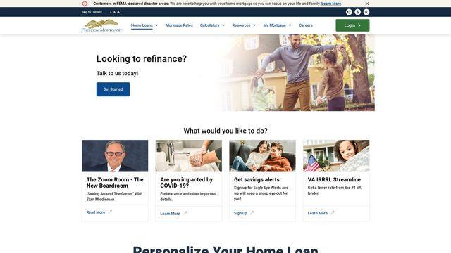 Freedom Mortgage Corporation