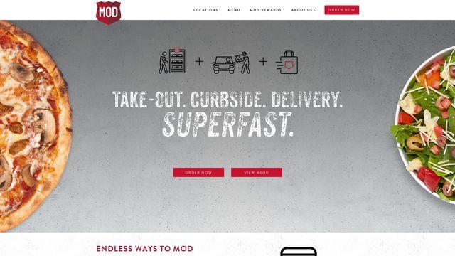 MOD SUPER FAST PIZZA, LLC.