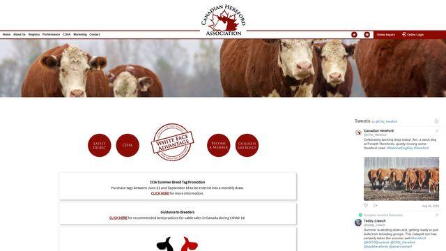 Australian Hereford Society Ltd.