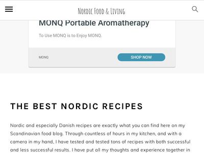Nordic Food & Living