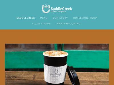SaddleCreek Coffee Co.