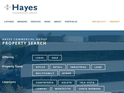 Hayes Commercial Group, Inc.