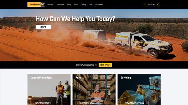 Hastings Deering (Australia) Ltd