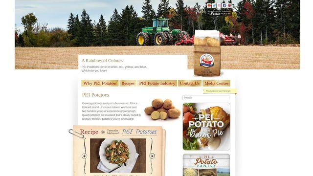 Victoria Potato Farm Inc.