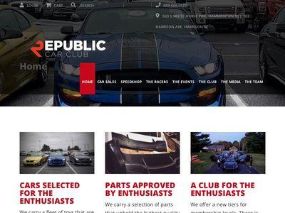 Republic Car Club