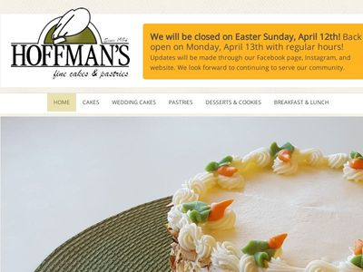 Hoffman's Fine Cakes and Pastries