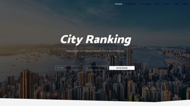 City Ranking