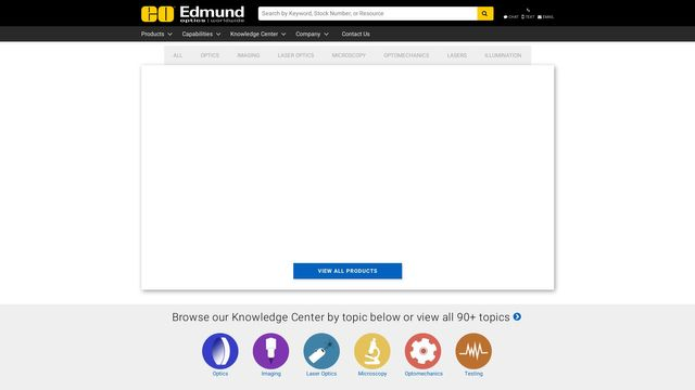 Edmund Optics Inc.
