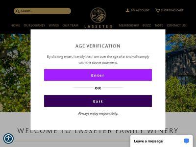Lasseter Family Winery LLC