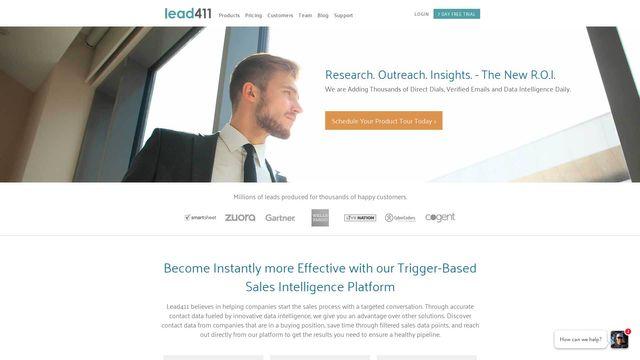 Lead411 Corporation