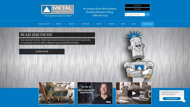 Metal Supermarkets Inc.