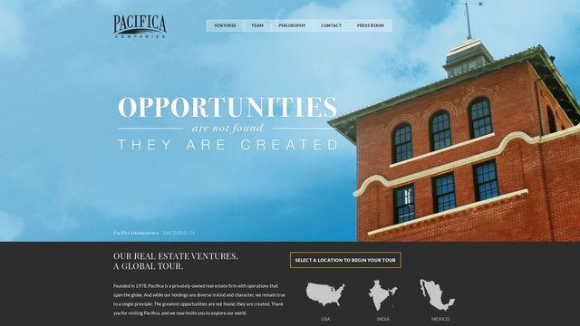 Pacifica Companies Pacifica Companies, LLC