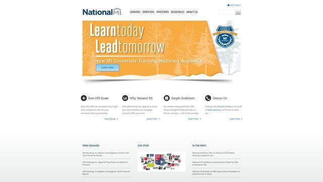 NMI Holdings, Inc.