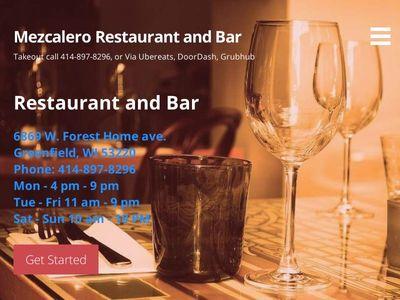Mezcalero Restaurant and Bar