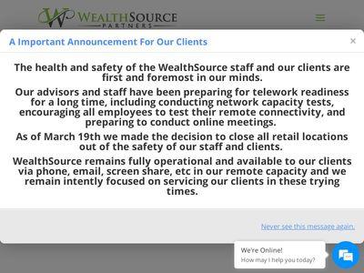WealthSource Partners, LLC