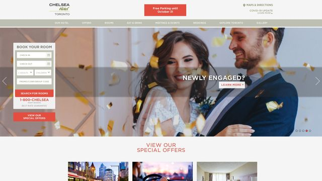 Langham Hotels International Limited.