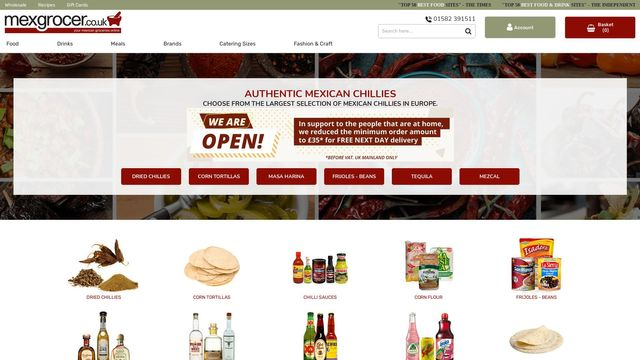 Mexgrocer Limited