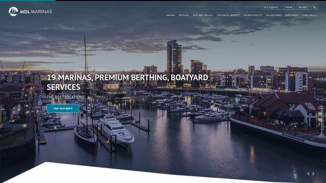 MDL Marinas Group Ltd