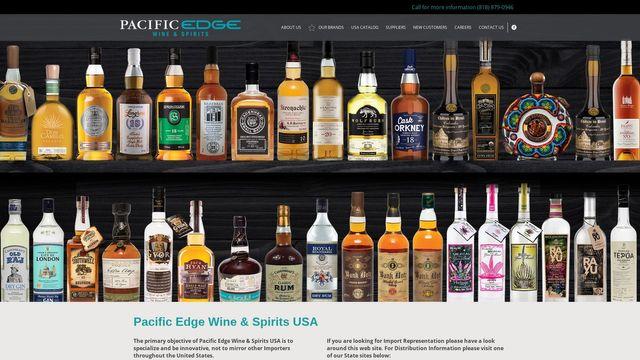Pacific Edge Marketing Group, Inc.